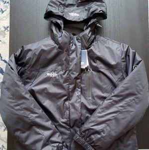 Heavy windproof winter coat